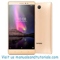 Lenovo PHAB 2 Manual And User Guide PDF