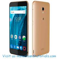 ZTE Blade A520 Manual And User Guide PDF