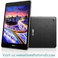 Asus ZenPad Z8 Manual And User Guide PDF