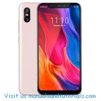 Xiaomi Mi 8 Manual And User Guide PDF