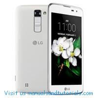 LG K7 Manual And User Guide PDF