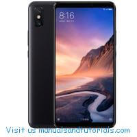 Xiaomi Mi Max 3 Manual And User Guide PDF