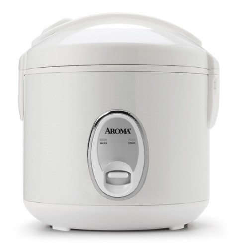 Cool-Touch Rice Cooker & Food Steamer (8 Cup Model ARC-914S)