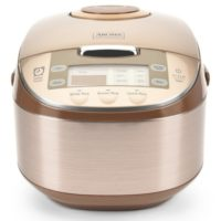 Digital Rice Cooker, MultiCooker & Food Steamer (12-cup Model ARC-6106)