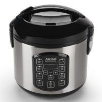 aroma rice cooker instructions