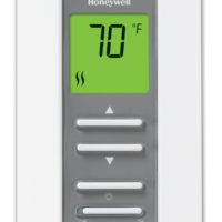 LinevoltPRO 7000 Digital Non-Programmable Electric Heat Thermostat (TL7235A1003)