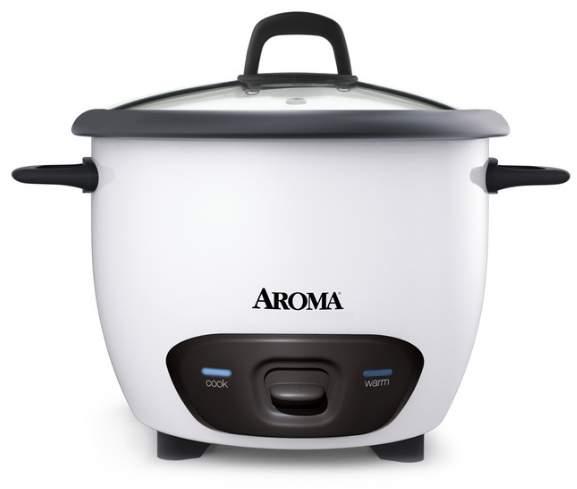 Pot-Style Rice Cooker  (14 Cup Model ARC-747G)