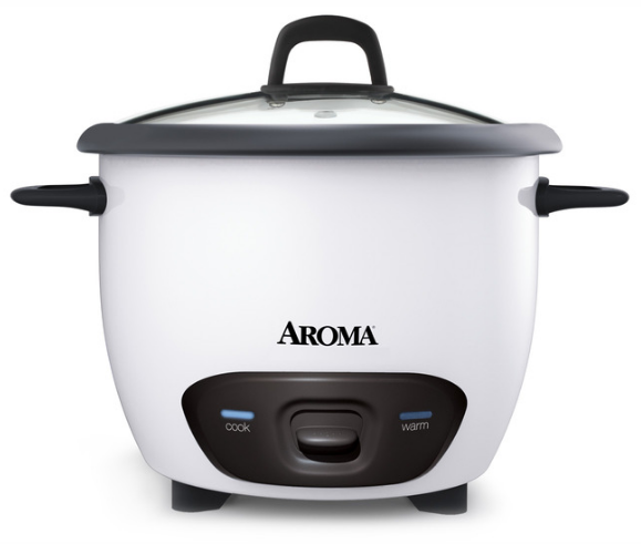 Pot-Style Rice Cooker (6 Cup Model ARC-743G)